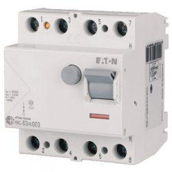 Wyłącznik różnicowoprądowy HNC-63-4-003