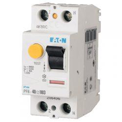 Wyłącznik różnicowoprądowy PF6-40-2