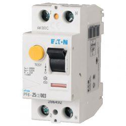 Wyłącznik różnicowoprądowy PF6-63-2